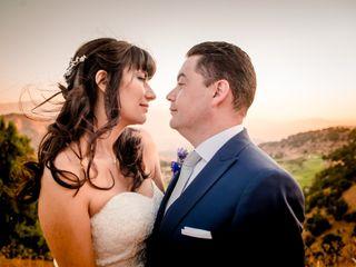 El matrimonio de Nancy y Ricardo