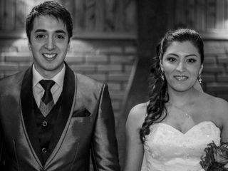 El matrimonio de Paulina y Freddy