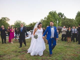 El matrimonio de Coté y Memo 3