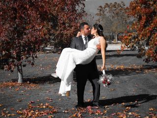 El matrimonio de Nicolás y Pamela 3