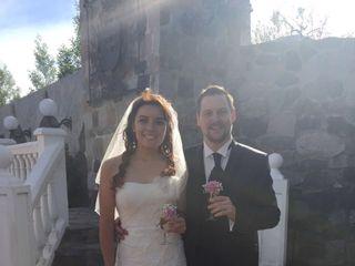 El matrimonio de Carola y Olivier