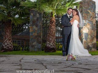 El matrimonio de Carola y Olivier 2