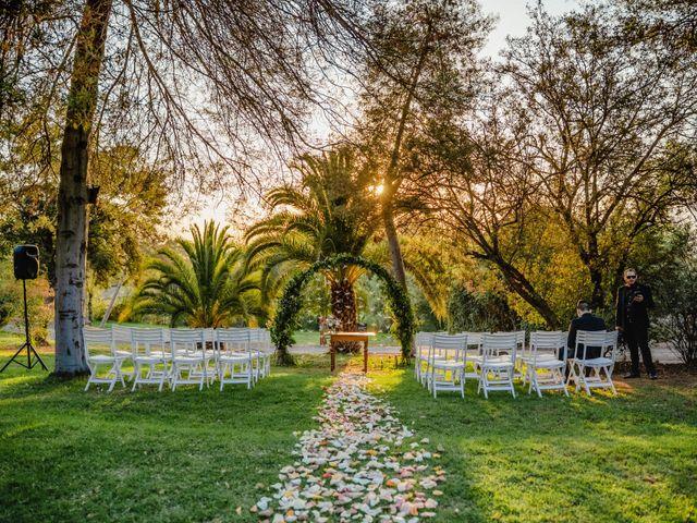 El matrimonio de Rodrigo y Maricela en La Reina, Santiago 14