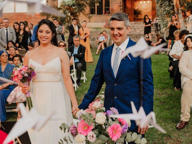 El matrimonio de Rodrigo y Maricela en La Reina, Santiago 37