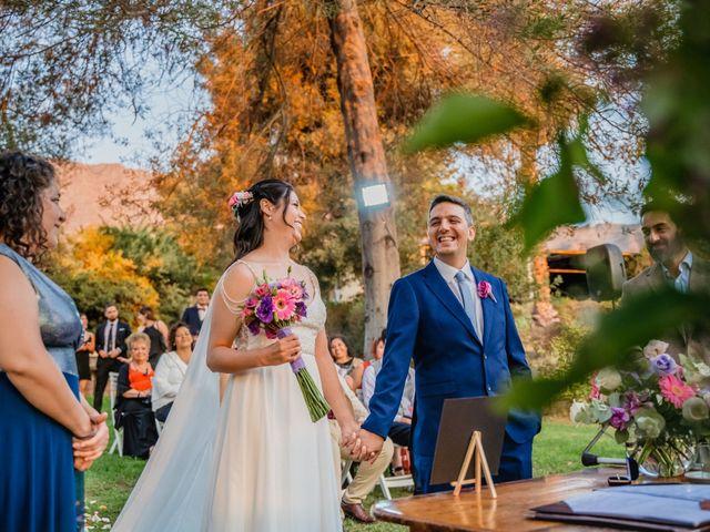 El matrimonio de Rodrigo y Maricela en La Reina, Santiago 42