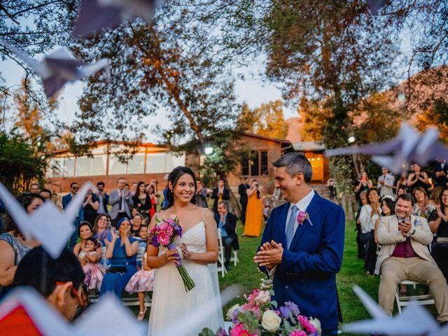El matrimonio de Rodrigo y Maricela en La Reina, Santiago 45