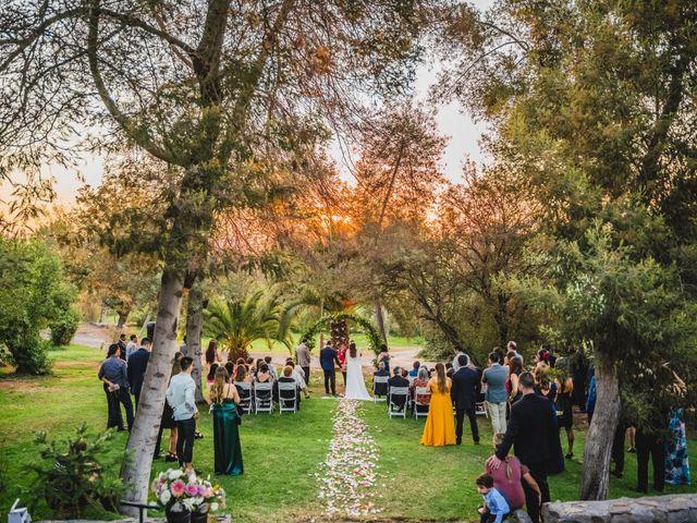 El matrimonio de Rodrigo y Maricela en La Reina, Santiago 46