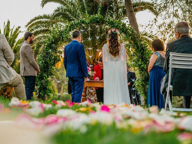 El matrimonio de Rodrigo y Maricela en La Reina, Santiago 47