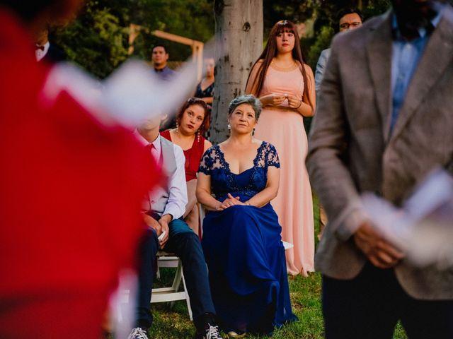 El matrimonio de Rodrigo y Maricela en La Reina, Santiago 48