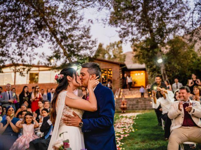 El matrimonio de Rodrigo y Maricela en La Reina, Santiago 50