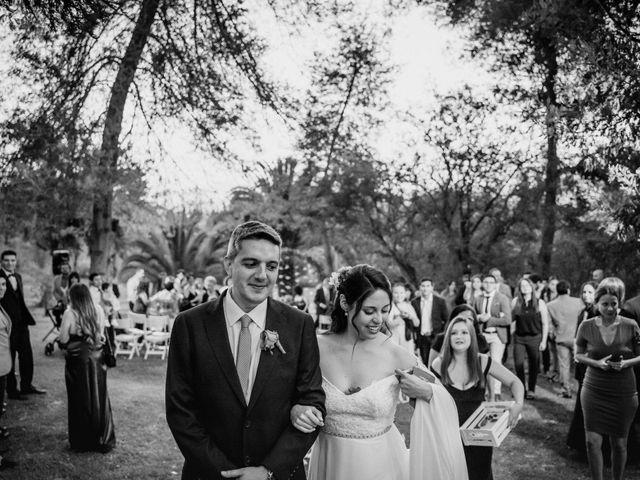 El matrimonio de Rodrigo y Maricela en La Reina, Santiago 53