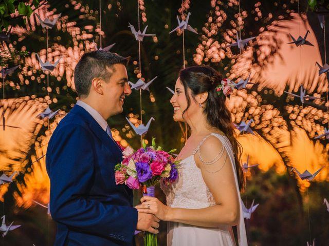 El matrimonio de Rodrigo y Maricela en La Reina, Santiago 57