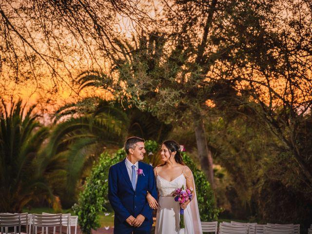 El matrimonio de Rodrigo y Maricela en La Reina, Santiago 58