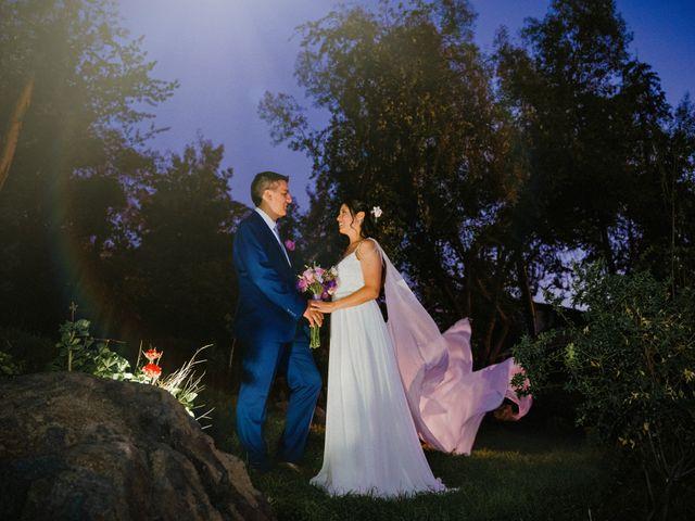 El matrimonio de Rodrigo y Maricela en La Reina, Santiago 60