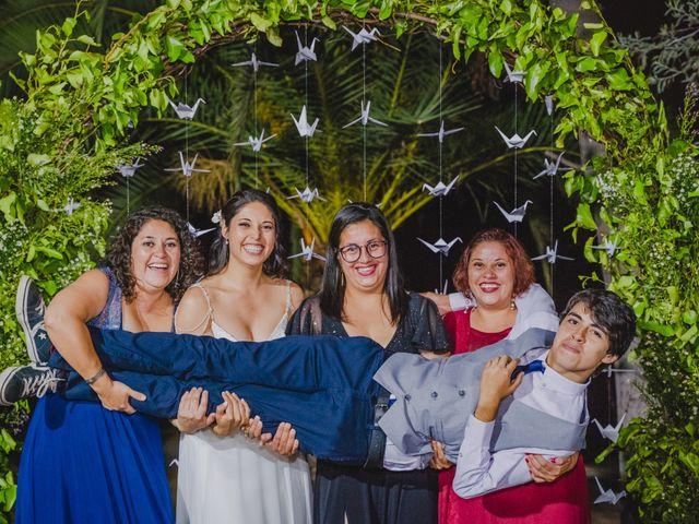 El matrimonio de Rodrigo y Maricela en La Reina, Santiago 76