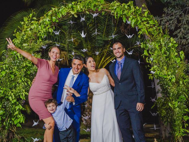 El matrimonio de Rodrigo y Maricela en La Reina, Santiago 77