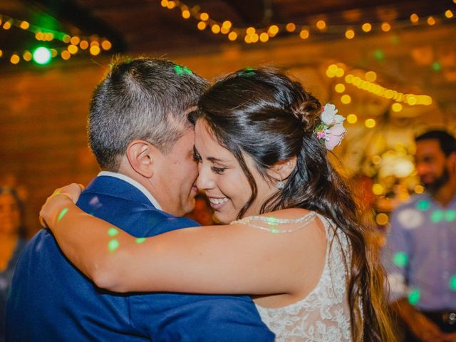 El matrimonio de Rodrigo y Maricela en La Reina, Santiago 87