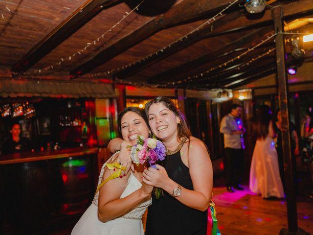 El matrimonio de Rodrigo y Maricela en La Reina, Santiago 115