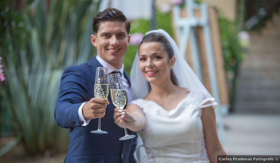 El matrimonio de Lucca y Gennesis en Valparaíso, Valparaíso