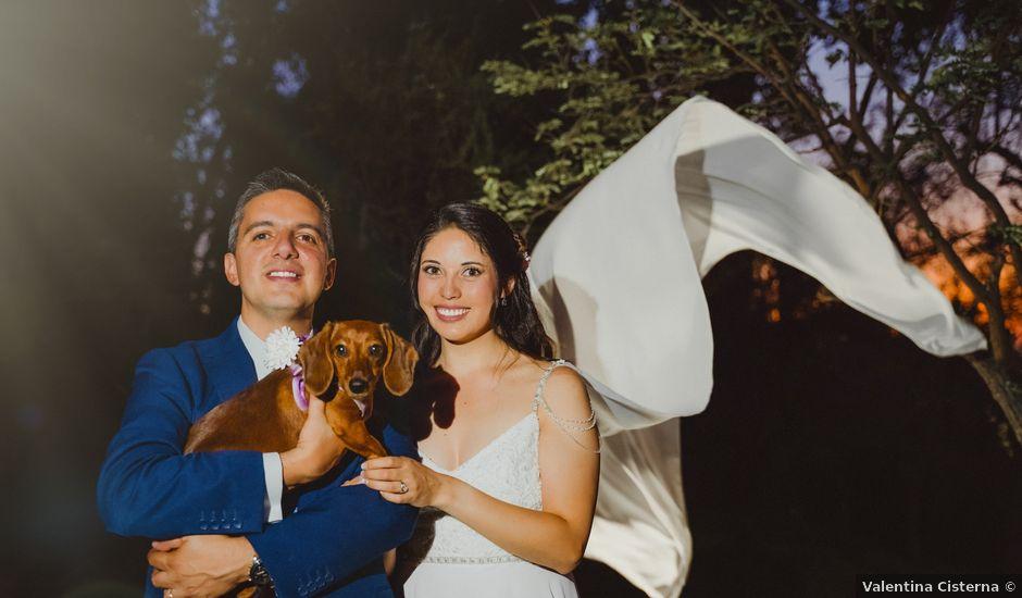 El matrimonio de Rodrigo y Maricela en La Reina, Santiago