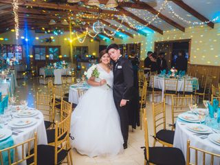 El matrimonio de Javiera   y Victor