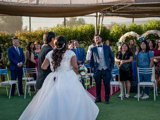 El matrimonio de Makarena y Daniel 3