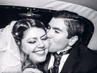 El matrimonio de Tania y Enrique 1