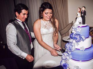 El matrimonio de Tania y Enrique
