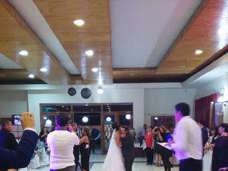 El matrimonio de Cristina y Alexis 2
