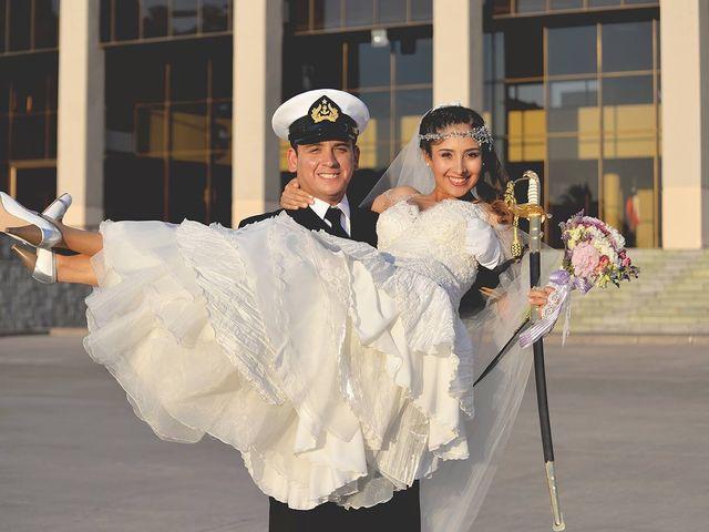 El matrimonio de Daniela y Ivan