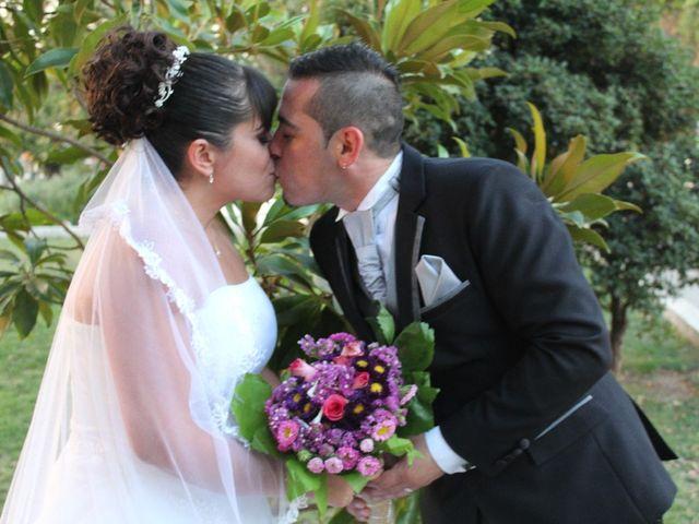 El matrimonio de Cristina y Alexis