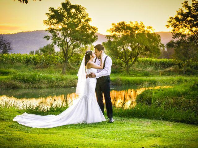 El matrimonio de Katy y Gonzalo