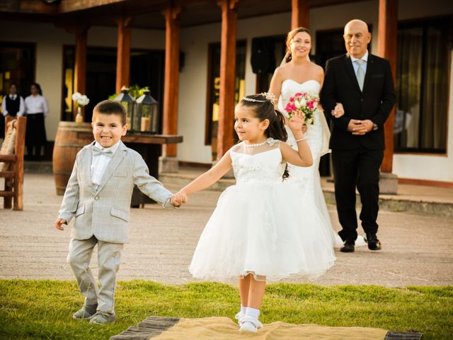 El matrimonio de Gonzalo y Katy en San Fernando, Colchagua 4