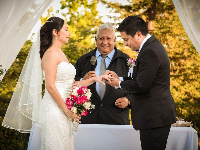 El matrimonio de Gonzalo y Katy en San Fernando, Colchagua 11