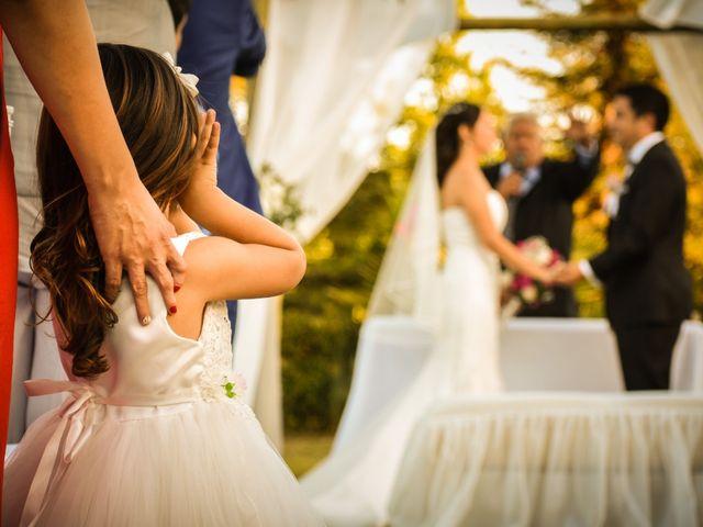 El matrimonio de Gonzalo y Katy en San Fernando, Colchagua 13