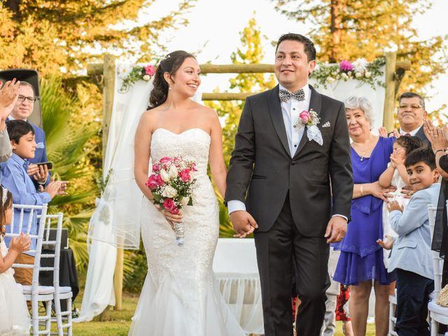 El matrimonio de Gonzalo y Katy en San Fernando, Colchagua 15