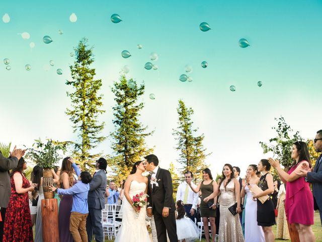 El matrimonio de Gonzalo y Katy en San Fernando, Colchagua 16