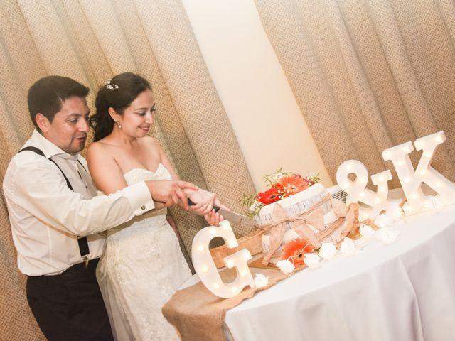 El matrimonio de Gonzalo y Katy en San Fernando, Colchagua 29