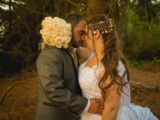 El matrimonio de Fran y Cristian