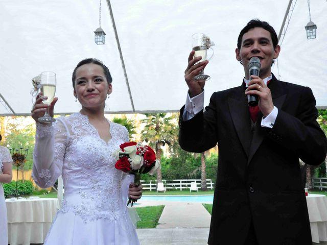 El matrimonio de Franccezka y Jaime