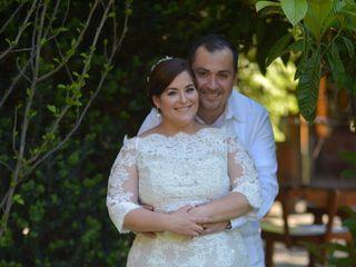 El matrimonio de Louana y Anibal 1