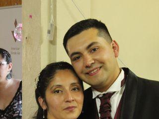 El matrimonio de Ignacio  y Jovanna  2