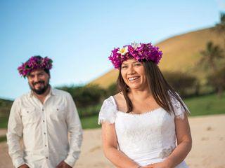 El matrimonio de Andrea y Juan Carlos