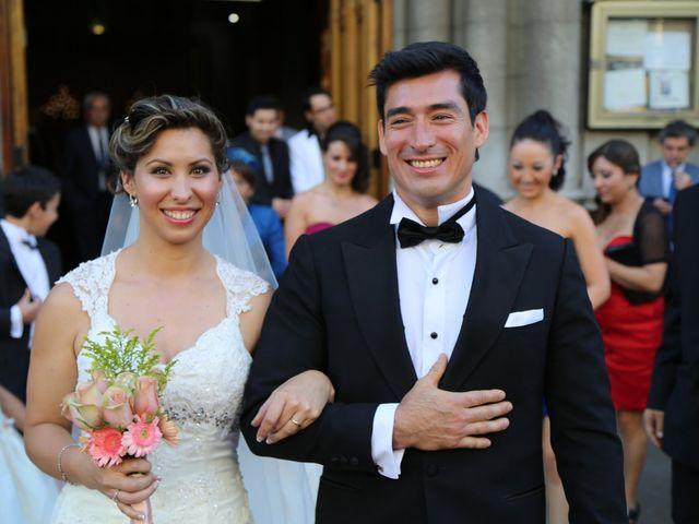 El matrimonio de Tatiana y Ricardo
