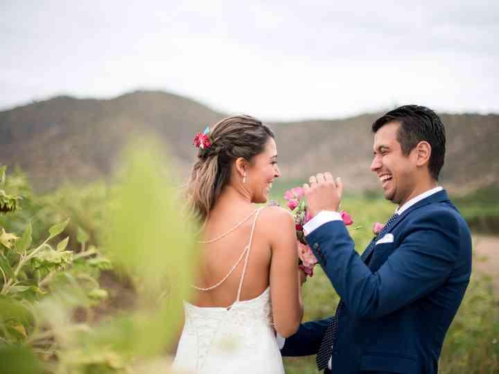 El matrimonio de Dani y Rodri