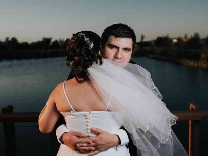El matrimonio de Gloria y Cristian