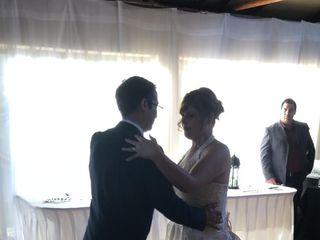 El matrimonio de Katherine  y Leonardo 3