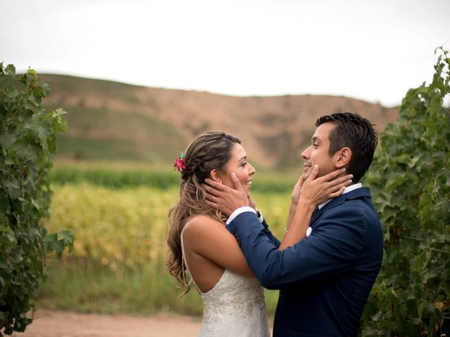 El matrimonio de Rodri y Dani en Melipilla, Melipilla 32