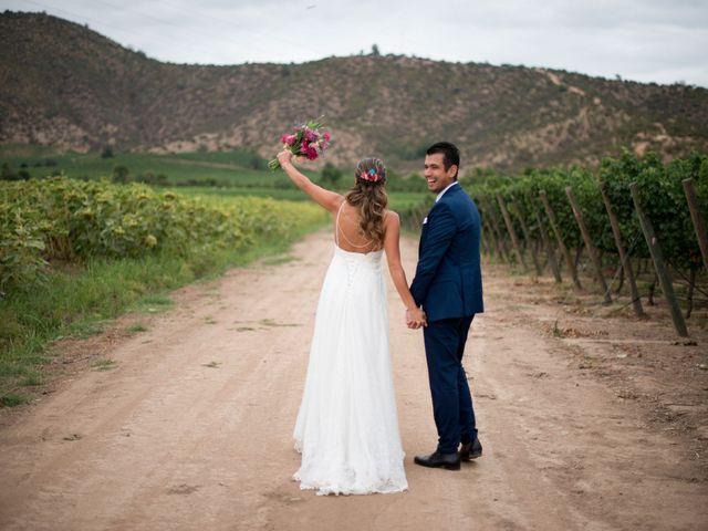 El matrimonio de Rodri y Dani en Melipilla, Melipilla 38
