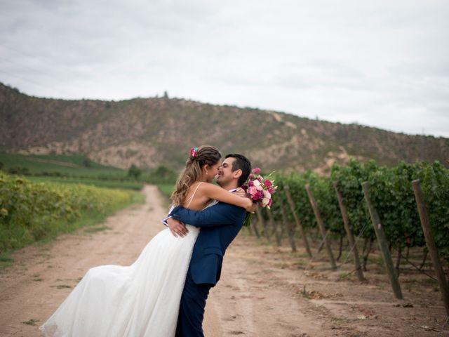 El matrimonio de Rodri y Dani en Melipilla, Melipilla 39